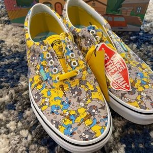 Vans x The Simpsons Era Itchy and Scratchy